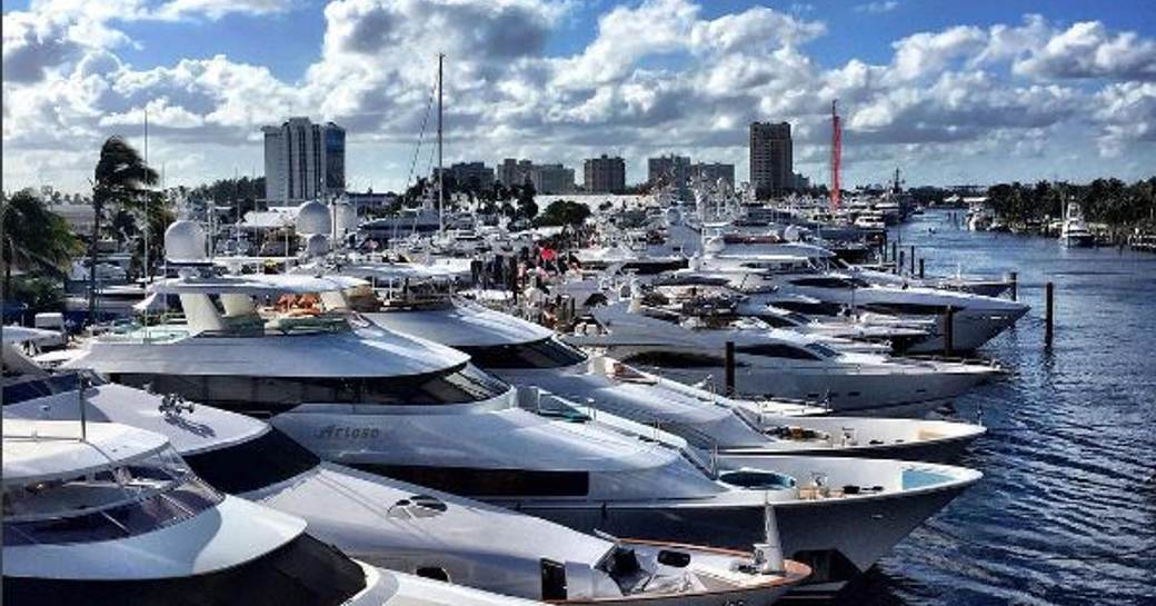 5 Must See Charter Yachts Attending FLIBS 2016 photo 12