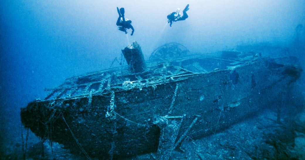 The Ultimate Guide To Wreck Diving In Greece photo 6