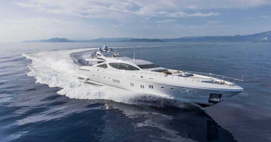 5 Must See Charter Yachts Attending FLIBS 2016 photo 16