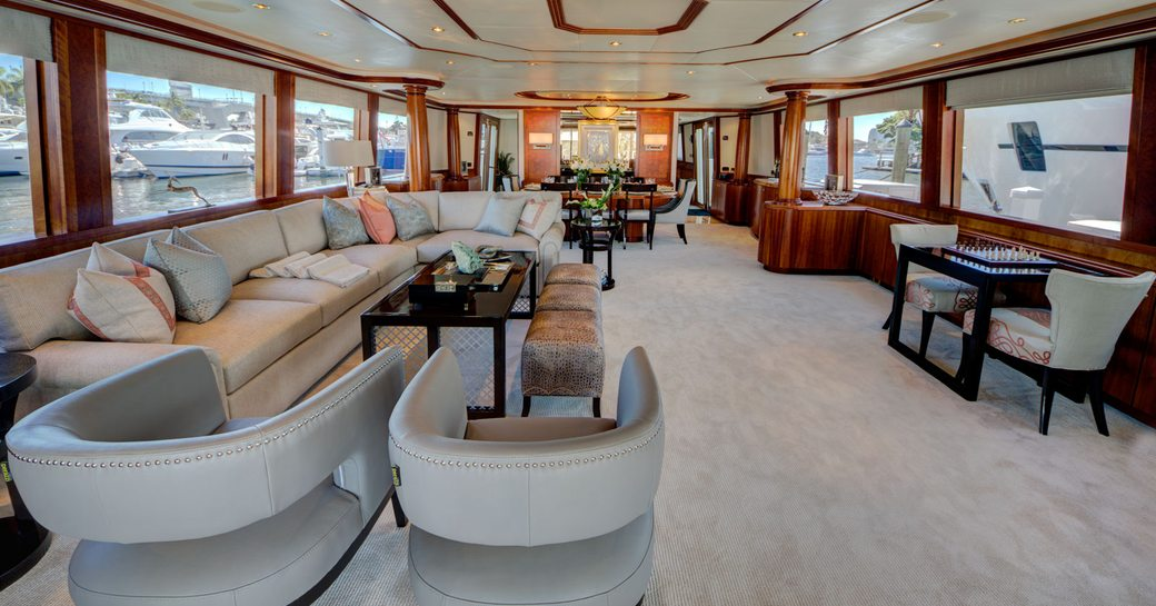 Refit Superyacht 'Frisky Lady' Joins Charter Fleet With Special Introductory Rate photo 1