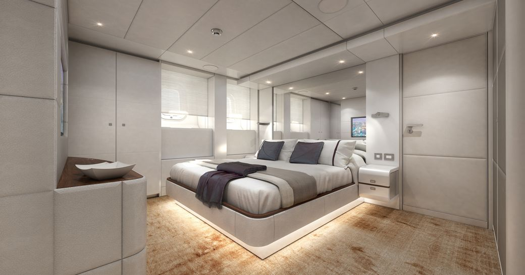 Heesen launches second hybrid yacht Project Electra photo 13