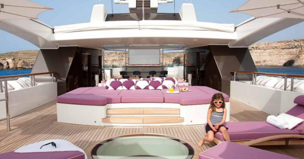 Superyacht 'St David' Open For Special Monaco Grand Prix 2017 Charter photo 1