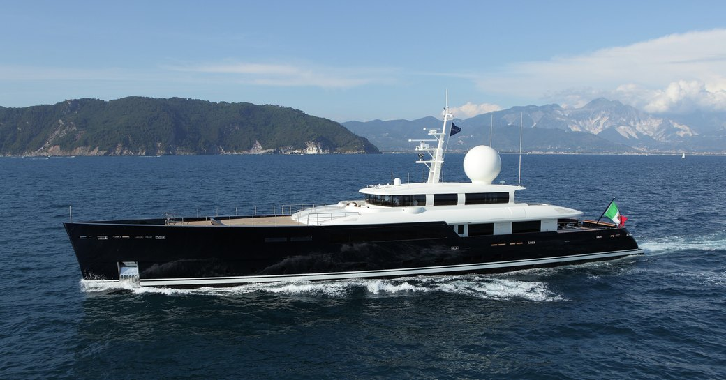Explorer yacht 'Galileo G' to charter in Central America and the Caribbean photo 7