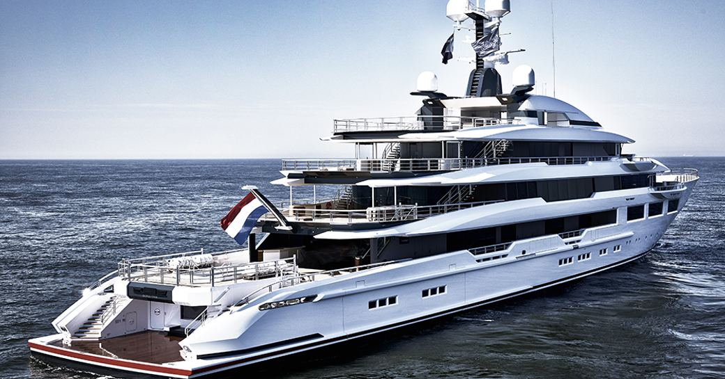 90m Oceanco superyacht DreAMBoat confimed to attend Monaco Yacht Show 2019 photo 2
