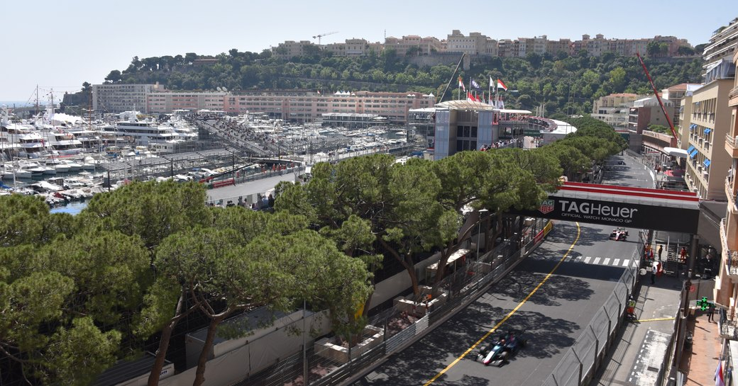 How to get on board your superyacht at the Monaco Grand Prix photo 1