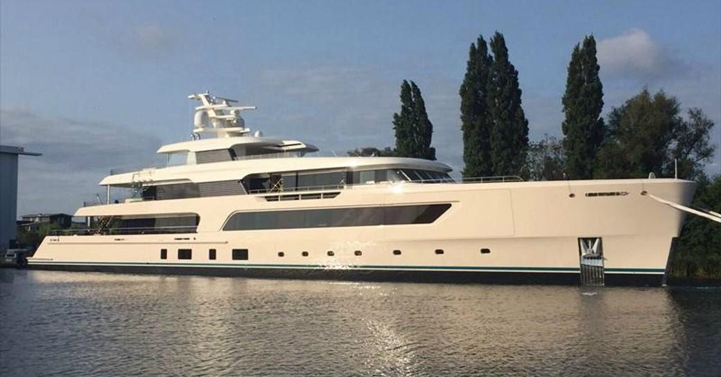 Brand New 70m Feadship Superyacht SAMAYA Nears Delivery photo 5