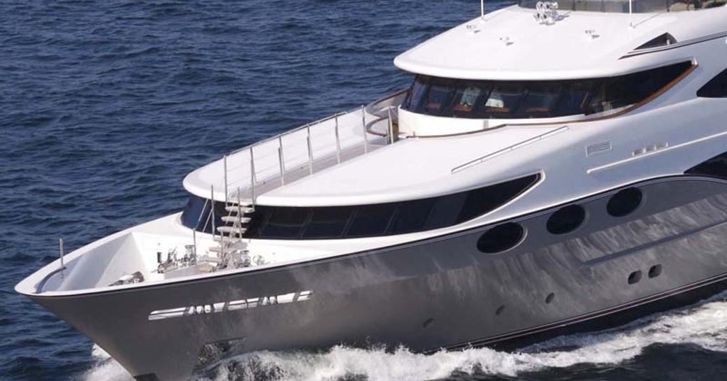 Superyacht EROS renamed for Below Deck Series 3
