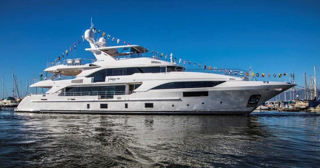 Happy Me yacht is launched