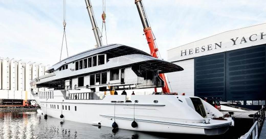 project castor superyacht
