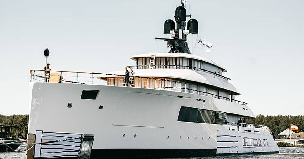 4 Feadships to see at the Monaco Yacht Show 2019 photo 1