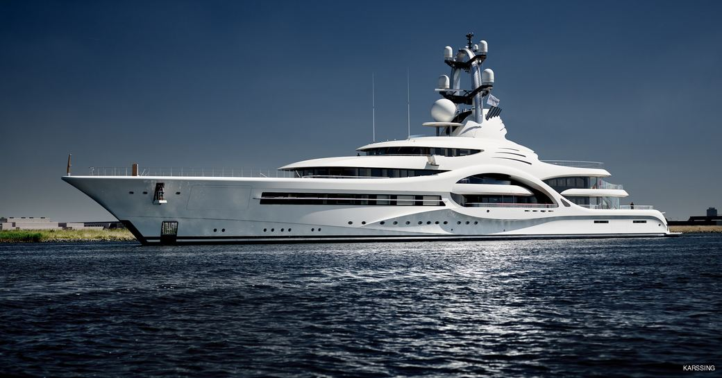 110m superyacht ANNA: the largest ever Feadship yacht delivered photo 4
