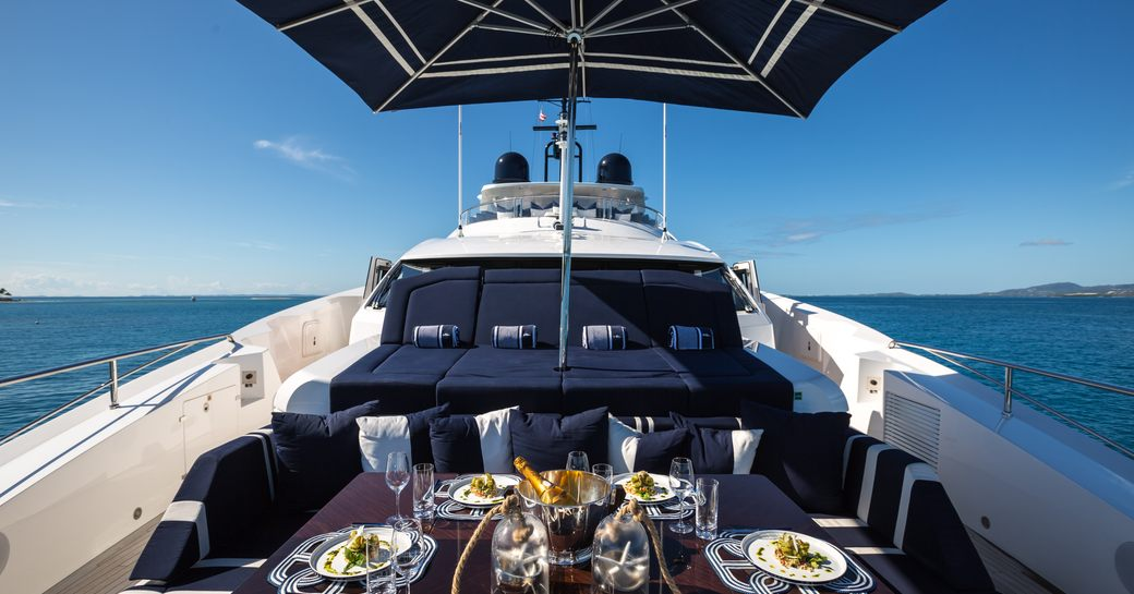 Superyacht 'Take 5' Available For Charter In France This September photo 1