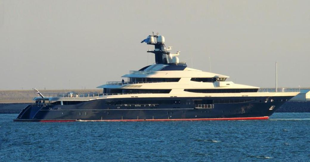 Is This The Largest Yacht To Attend The Monaco Yacht Show Ever? photo 10