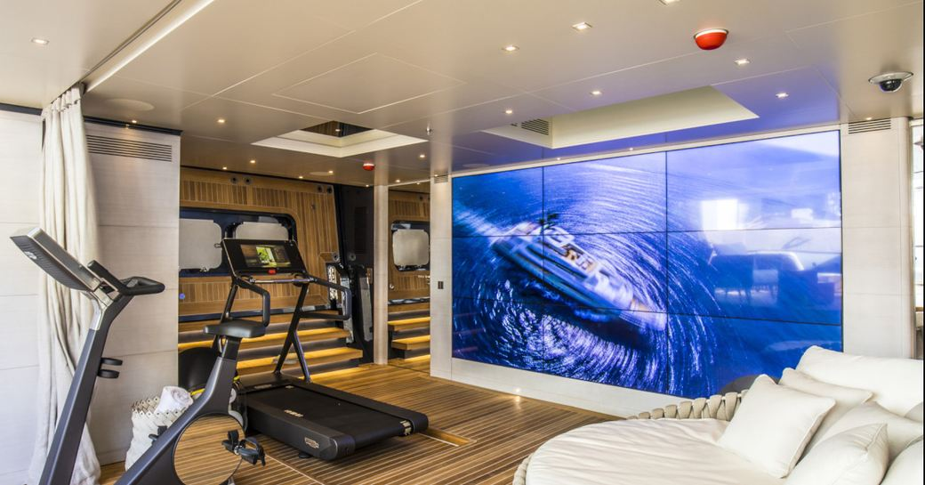 Brand new luxury yacht SEVERIN'S now available for private yacht charters photo 11