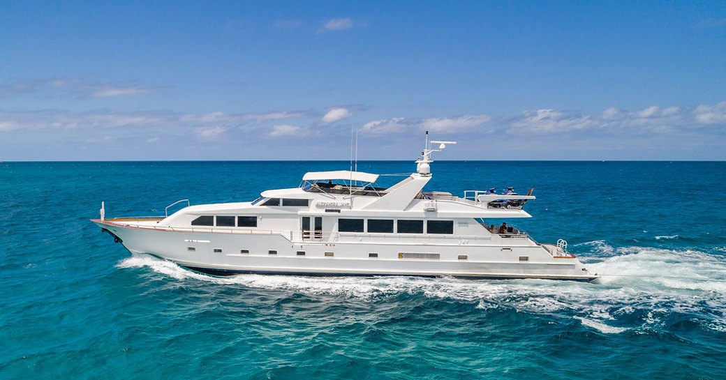alexandra jane luxury yacht