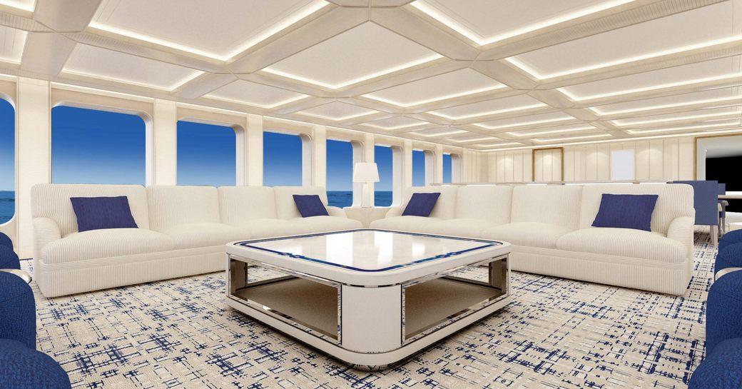 92m Feadship superyacht AQUARIUS joins the 2018 Monaco Yacht Show line-up photo 1