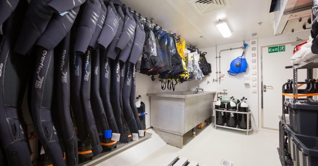 77m explorer yacht YERSIN joins the charter fleet photo 7