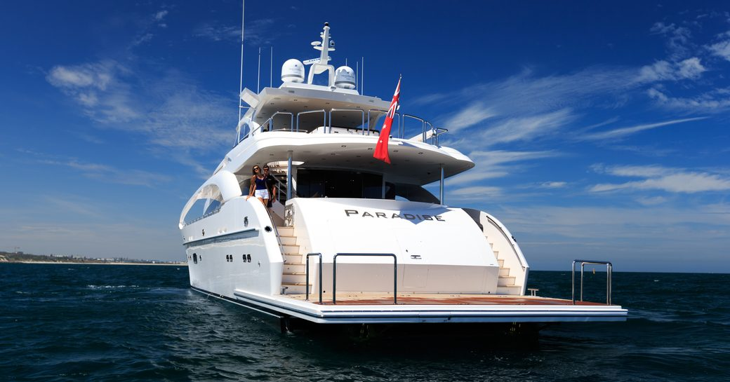 Superyacht PARADISE Available For Exotic Charters In South East Asia photo 5