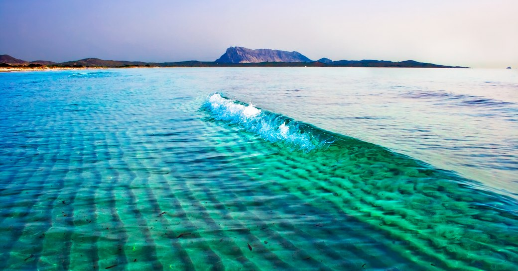 La Cinta Beach, Sardinia, Italy