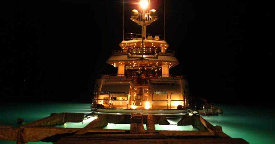 South Pacific Charter Offer on Superyacht MASTEKA 2 photo 1