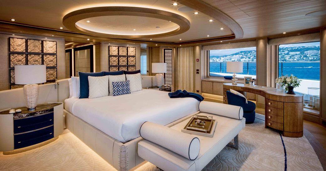 74m CRN Superyacht 'Cloud 9' set to attend  Monaco Yacht Show 2018 photo 2
