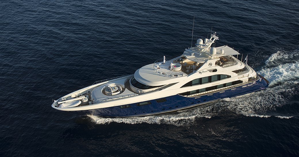 RESILIENCE renamed superyacht ARBEMA and available for Mediterranean yacht charter right now photo 11