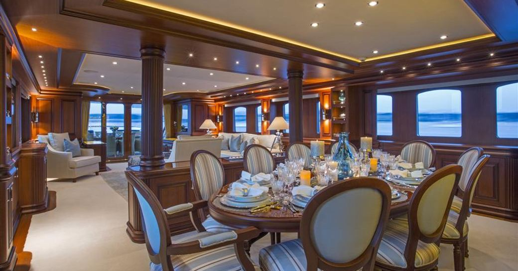 Bahamas yacht charter special: superyacht CLARITY offers unbeatable rates photo 2