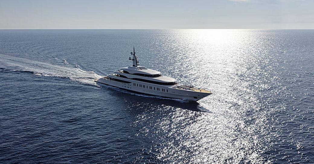 Benetti's 108m flagship superyacht IJE (FB275) delivered to owner photo 1