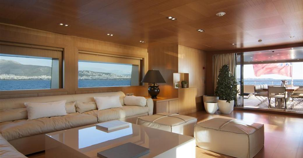 Luxury Yacht GEOSAND Available In Greece This Summer photo 5