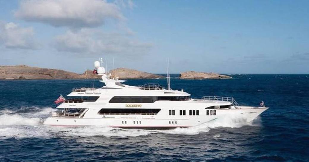 Superyacht ROCKSTAR Confirmed For Palm Beach Boat Show 2016 photo 8