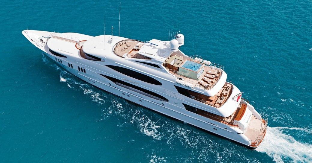 Superyacht IMPROMPTU Opens For Virgin Islands Charters photo 5