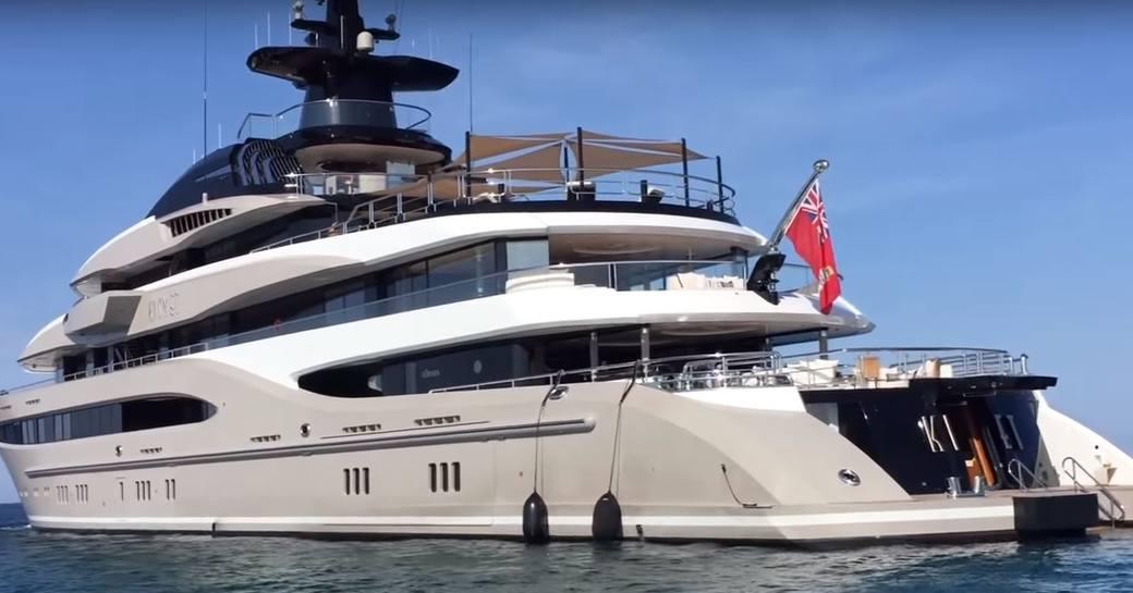Video: Charter Yacht KISMET Filmed In Formentera photo 5