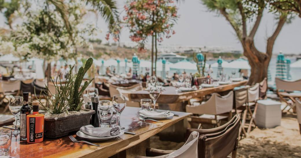 See and be seen: The Mediterranean beach clubs loved by celebrities photo 5