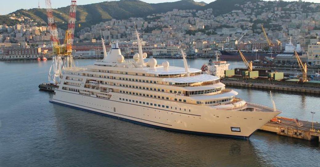 Meet the New World's Largest Yacht: Superyacht 'Fulk Al Salamah' photo 6