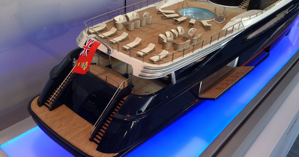 Equanimity yacht beach club