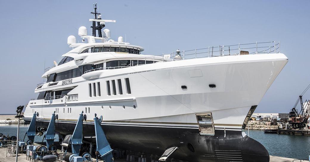 Benetti launches superyacht SPECTRE photo 3