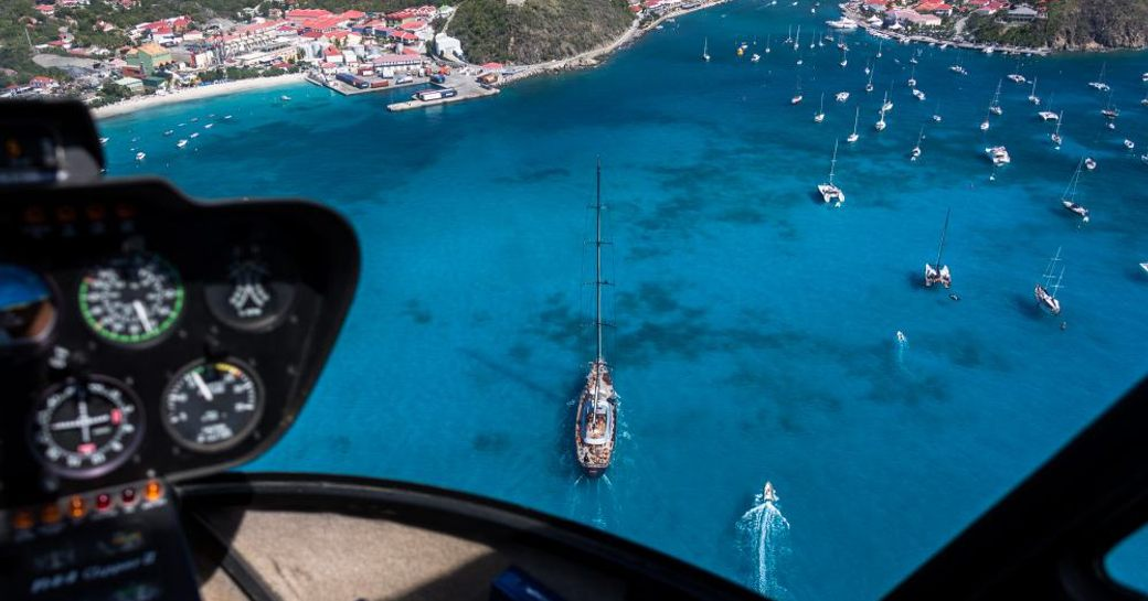 Award-Winning Charter Yachts Impress Crowds At St Barths Bucket 2016 photo 11