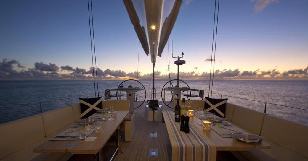 Sailing Yacht PTARMIGAN Now Taking Enquiries For Summer Charters In West Mediterranean photo 1