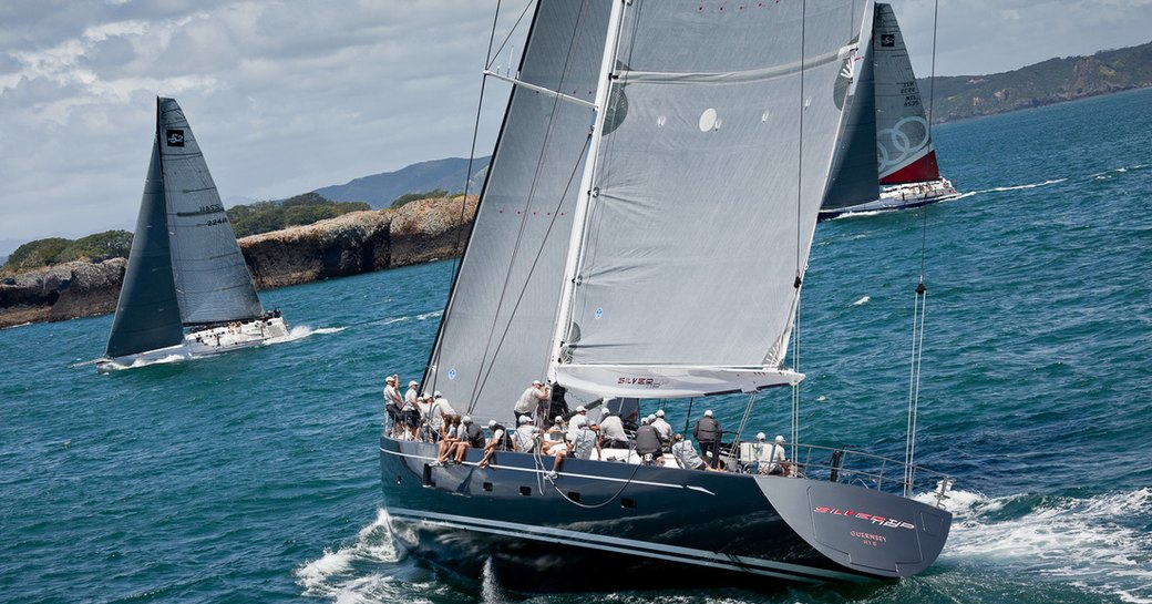 Sailing Yacht SILVERTIP Available In New Zealand This Winter photo 1