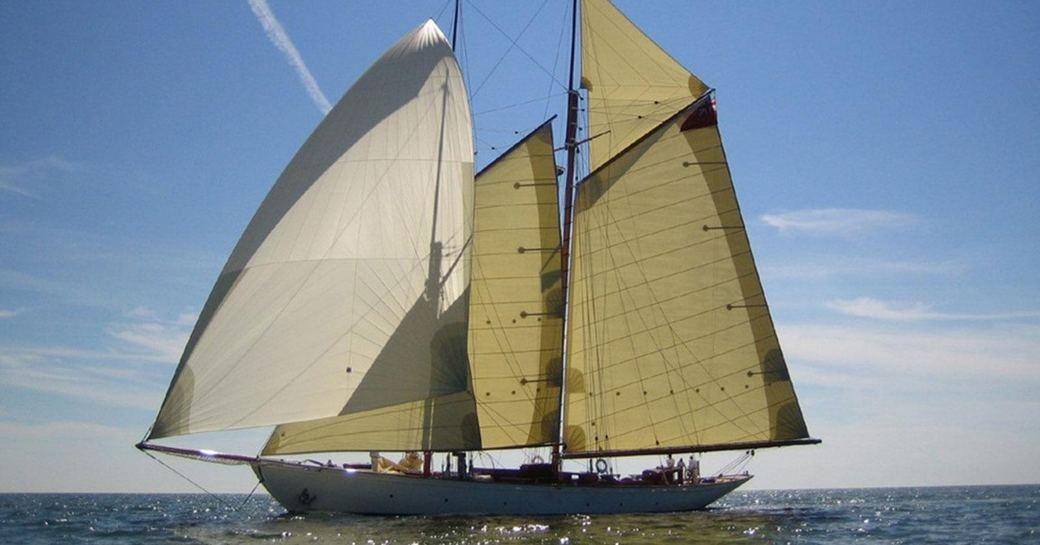 charter yacht DORIANA will be attending the Monaco Yacht Show 2017