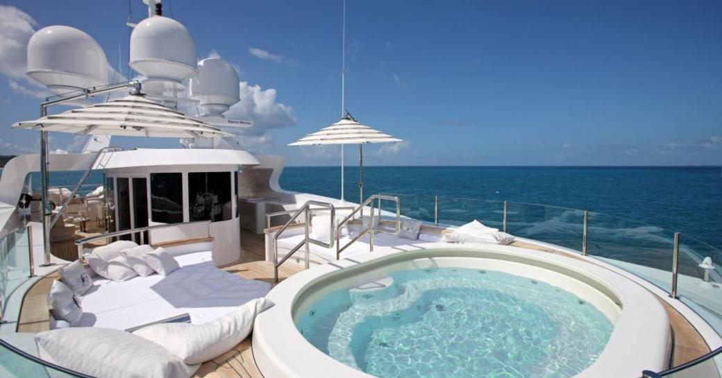 Benetti Charter Yacht 'Lady Luck' To Attend Fort Lauderdale International Boat Show 2016 photo 1