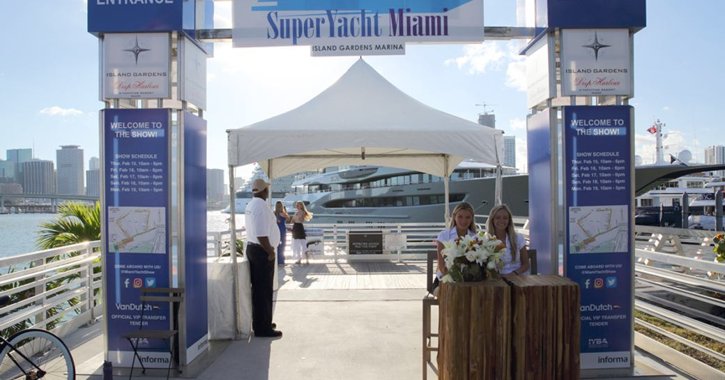 VIDEO: Miami Yacht Show 2019 continues in fine form photo 1