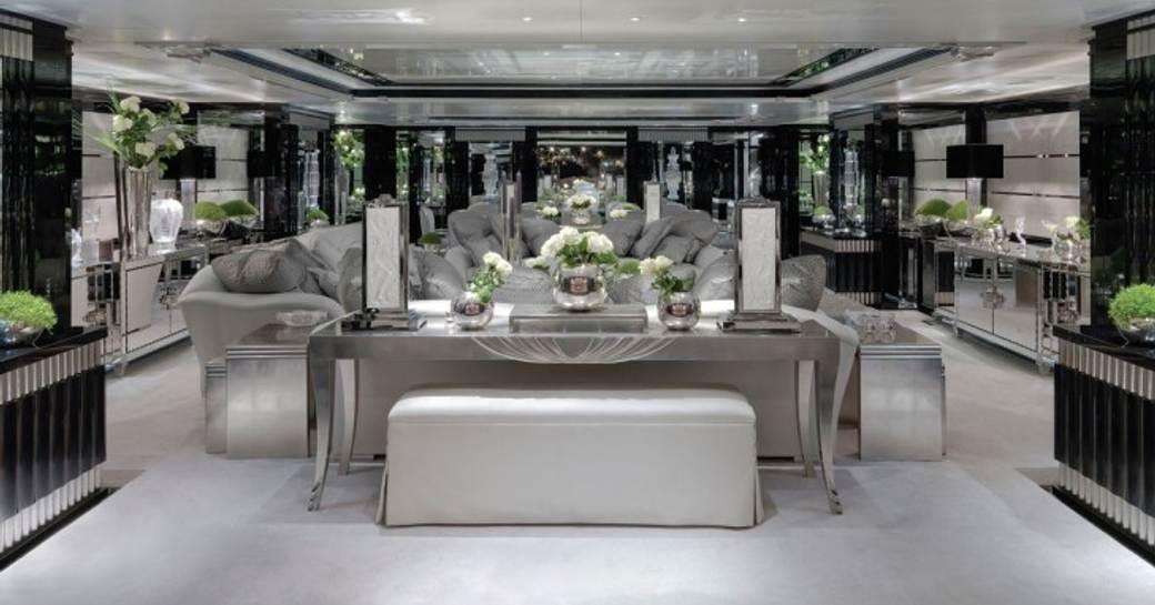 silver angel interior space