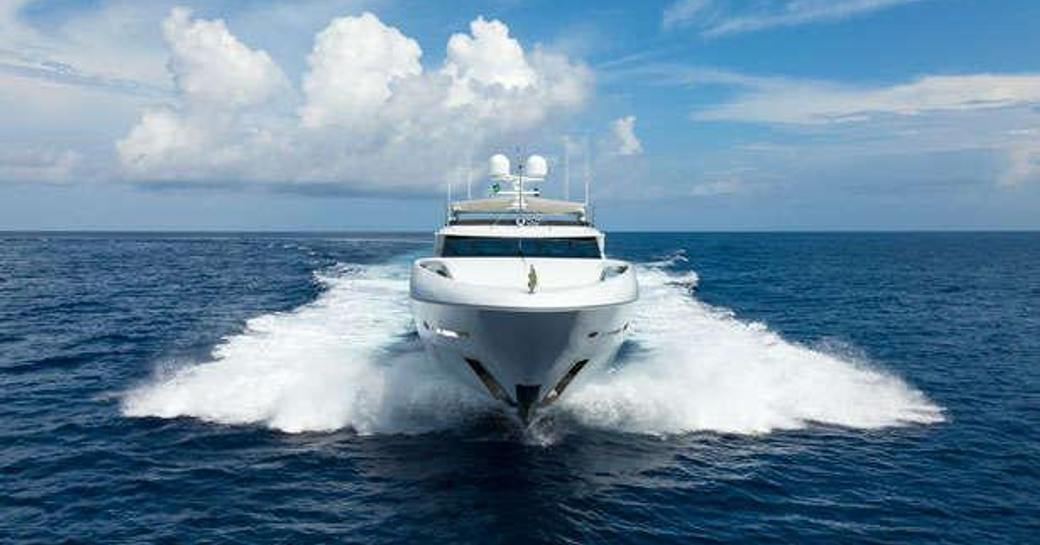 Award-Winning Superyacht 'Finish Line' Now Available For Charter photo 3