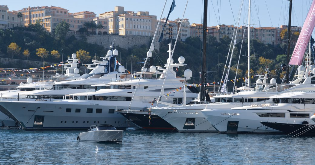 Dates for Monaco Yacht Show 2019 unveiled photo 1