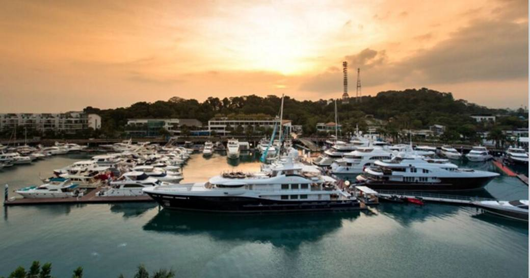 Singapore Yacht Show Judged A Roaring Success photo 3