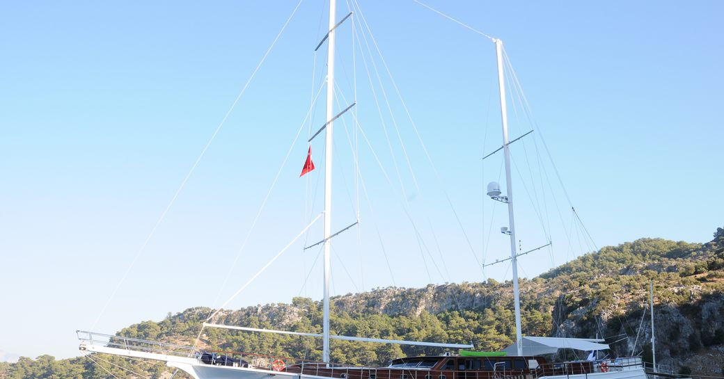 Luxury Gulet Yacht SMILE Offers Reduced Rate for Summer Charters in the East Mediterranean photo 5