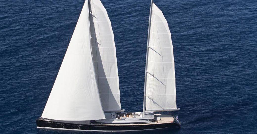 Sailing yacht VERTIGO
