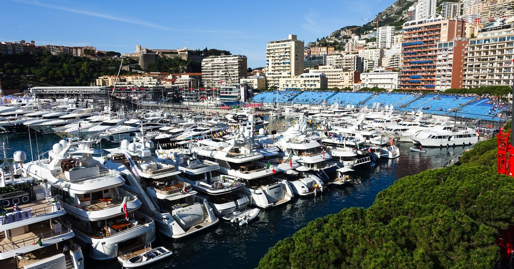 Chartering a yacht at the Monaco Grand Prix: everything you need to know photo 1