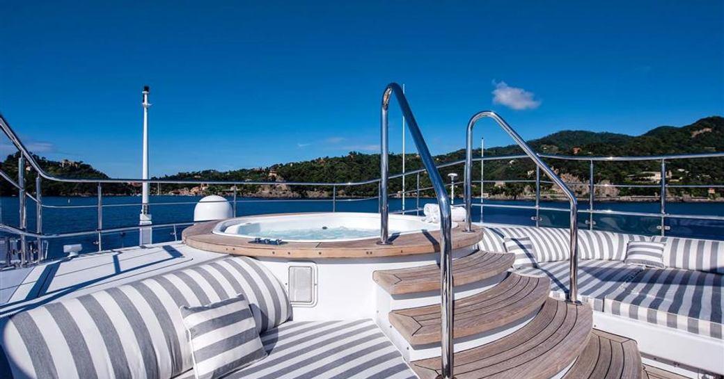 Superyacht SOKAR, once enjoyed by Princess Diana, set to appear at Monaco Yacht Show 2018 photo 5